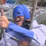 Superheroes lift kids' spirits at Portland hospital