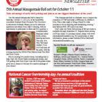 CHF Newsletter – September 2014