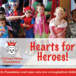 Hearts for Heroes – Send Some Extra Love this February!