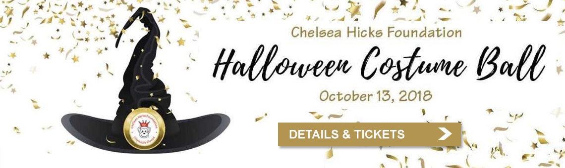 Halloween Costume Ball 2018