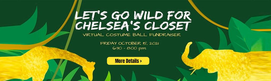 Let's Go Wild – Virtual Event